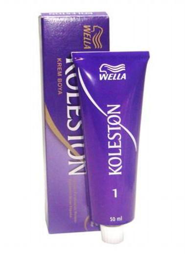 Koleston Koleston Tüp Saç Boyası 4/77 Kadife Kahve Renkli